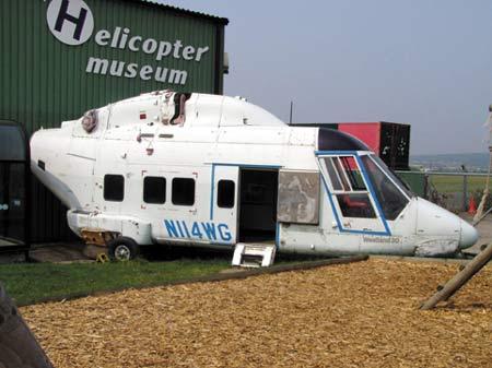 亲历韦斯敦直升机博物馆(组图)下
