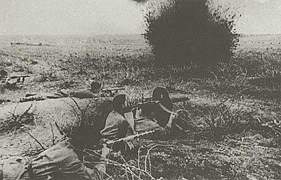 可怕的哒哒声:苏/俄机枪简史(组图)五