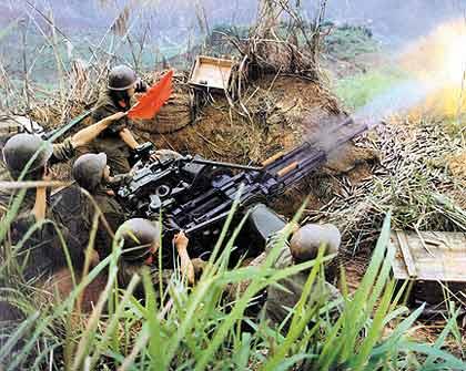 可怕的哒哒声:苏/俄机枪简史(组图)六