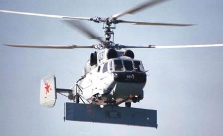 印度海军将拥有第一种自制机载监视雷达(组图)