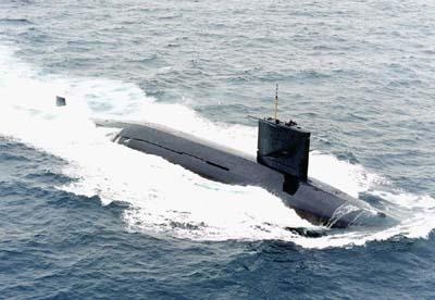 水下八八舰队-透视日本海自潜艇战力(组图)