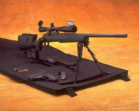 美国军方举行第四届国际狙击手大赛(组图)