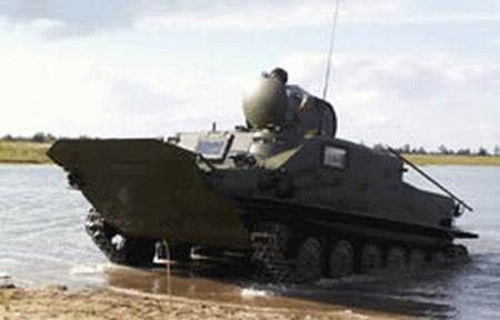 旧貌换新颜:白俄罗斯BTR-50PKM改进型装甲车