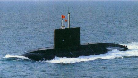 海底巨龙-中国海军的潜艇部队(组图)