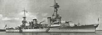美条约型巡洋舰的开端-彭萨科拉级重巡洋舰简史