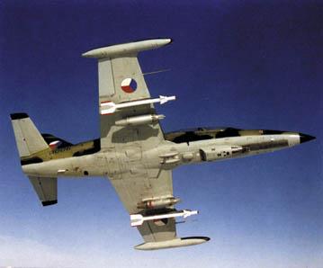 来自波希米亚的信天翁-L-39教练机家族全史(图)