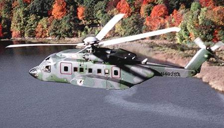 加拿大采购28架S-92直升机(附图)
