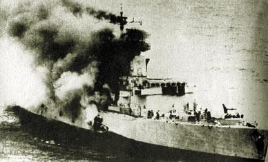马岛战争中的阿根廷海军超军旗攻击机(组图)