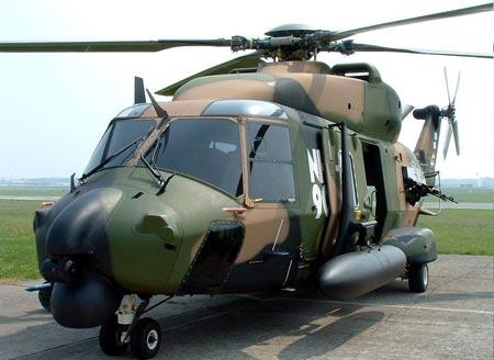 EADS公司制订对英国军用直升机市场的战略