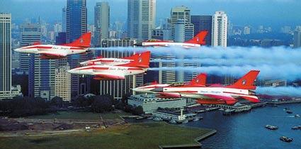 塑造马六甲海峡袖珍军事强权-新加坡军队(组图)