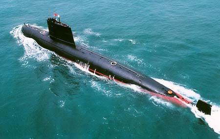 亚太地区潜艇竞争激烈中美韩日朝等水下较量