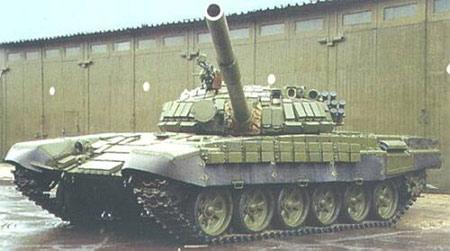 印将对现役1500辆T-72坦克进行全面现代化改造