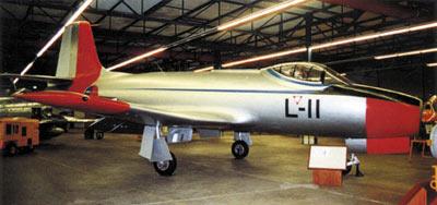 领略欧洲小国航空经典收藏-荷兰军事航空博物馆