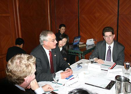 EADS召开发布会宣布在华业务的重大推进(图)