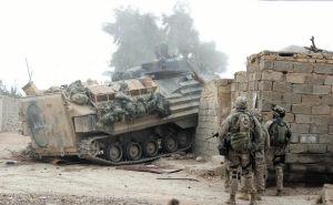 国际战略观察:伊拉克大选临近枪声急(附图)
