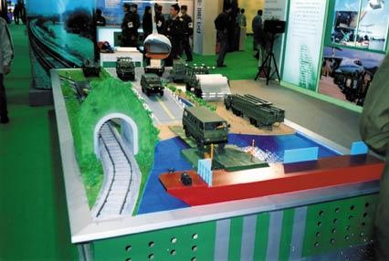 2004北京国际军事后勤装备展(组图)