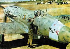 铸造新罗马帝国空中屏障-意大利马基系列战斗机