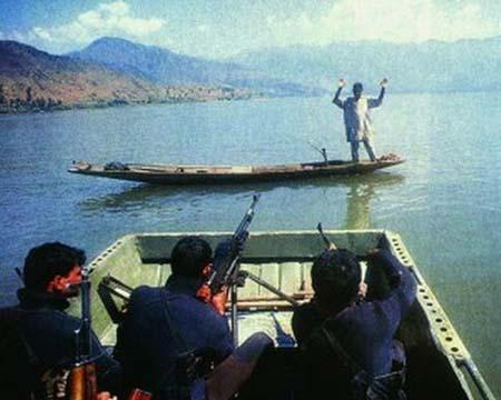 印度洋蛟龙:走近身经百战的印度海军特种部队
