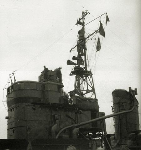 最后一艘阳炎级驱逐舰雪风号的作战历程(组图)