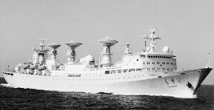 远望二号测量船开拓海上测控技术新领域纪实
