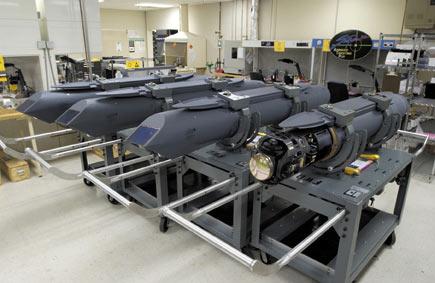 高空之眼:美军新一代机载先进红外瞄准吊舱