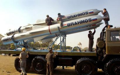 盘点2004年十大外国武器布拉莫斯巡航导弹