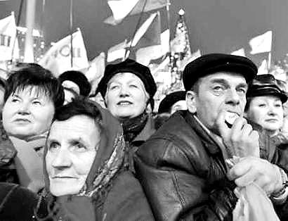 国际观察:乌克兰总统大选――曲终人未散(附图)