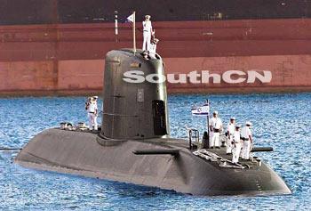 台湾军购预算降至5108亿元放弃潜艇台造计划