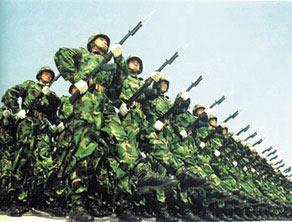 英防务记者演义2006年解放军反独战争模式(组图)
