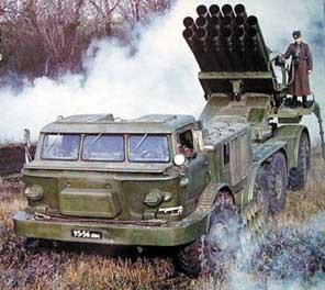 全球综合性能最强的火箭炮:BM30最新进展(图)