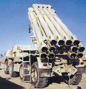 全球综合性能最强的火箭炮:BM30最新进展(图2)