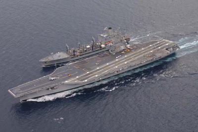中国远洋运输线需要航母保驾护航