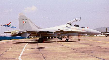印以将举行联合空战演习:F-16IVS苏-30MKI