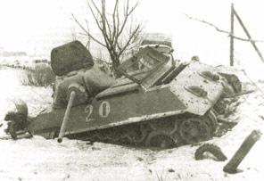 烟尘下的猎手:前苏T-34/57坦克辉煌历史(图2)