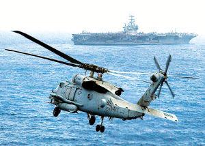 新加坡威武级护卫舰将配备海鹰直升机
