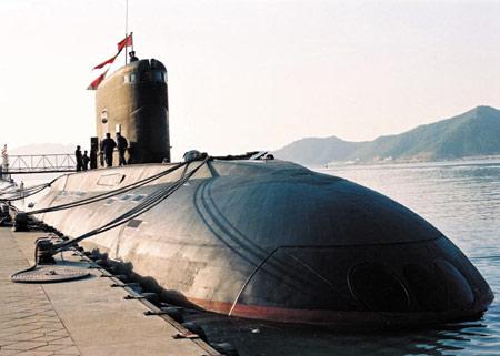 美军眼中的中国海军潜艇部队发展(组图)