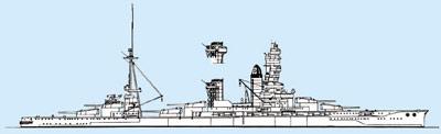被梦想现实捉弄的日本伊势级航空战列舰(组图2)