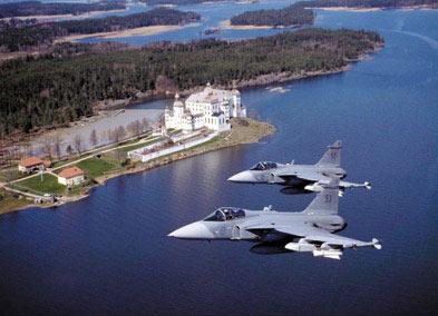 瑞典军事工业:北欧最大最完善的军工体系(图)
