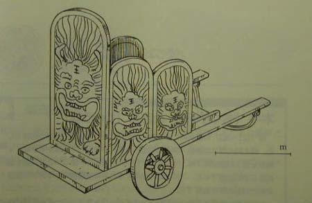 兵器铅笔画古代