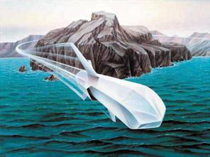 挪威沿海攻击武器:海军精确攻击导弹(组图)