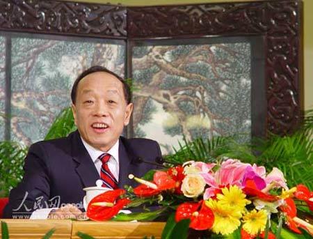 李肇星:坚决反对把台湾纳入日美的安全合作范畴
