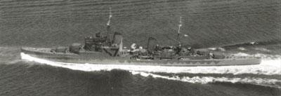 二战中英国南安普敦级轻巡洋舰简史(组图2)