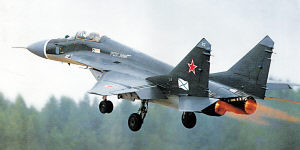 印度维克拉姆帝亚号航母给米格-29K战机找出路