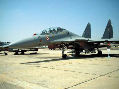 印度使用苏-30MKI战机的经验和教训(组图)