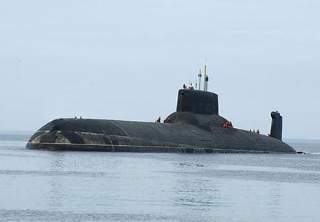 俄罗斯海军两艘新潜艇近期将服役(组图)