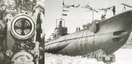 二战及战前意大利潜艇舰队的技术演进(组图2)