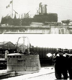 二战及战前意大利潜艇舰队的技术演进(组图3)