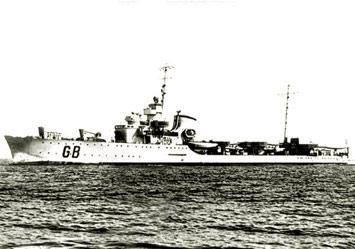 二战意大利海军作战史:卡塔尼奥分舰队的覆灭