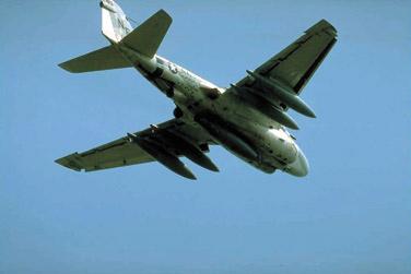 美军不为人知的黎巴嫩空中作战经历(组图)