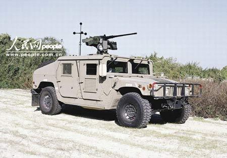 以色列国防军采购Katlanit遥控武器站(附图)